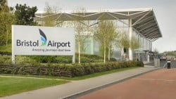 Bristol Airport extension!