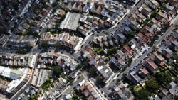 £100m London housing up for grabs