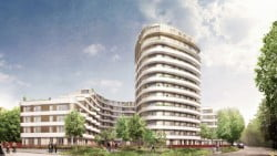 Plans Submitted For Wembley Office To Resi Conversion #AmexHouse #Wembley