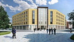 Galliford Try Wins Two Student Projects #Education