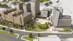 £300m Luton regen scheme gets go ahead #Luton #Flats #Homes #Hotel #MedicalCentre #Retail #Leisure