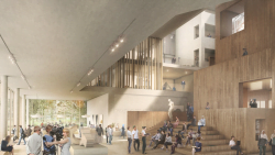 £33m Warwick University arts faculty #Warwick #University #Uni #Education #Students #Art