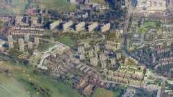 1,000 home London estate rebuild won by Redrow #London #Wandsworth #Homes #Home #Housing #Estate #Residential