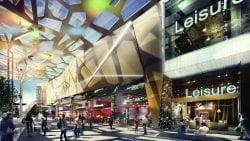 Lakeside extension won by McLaren Construction #Lakeside #Retail #Shopping #Shops #Leisure #Public #Centre #Bowling #TenPin #Sport #Intu