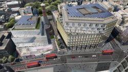 Derwent calls up firms for £260m Crossrail overstation job #London #Crossrail #UK #Rail #Transport #Travel #Stations