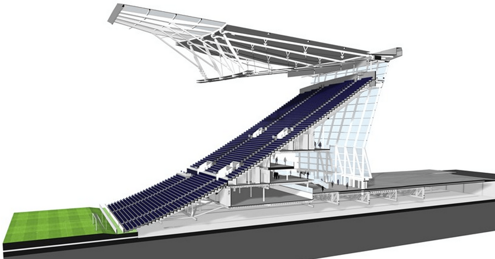 400m Spurs Stadium Deal Design And Build Uk