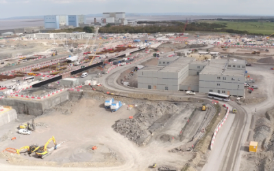 Hinkley point tunnels have concrete problems