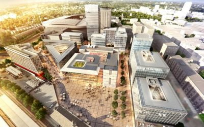 McAlpine are set to start HMRC office at Cardiff central square