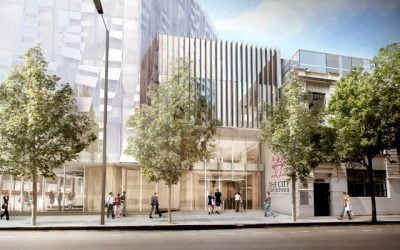 BAM selected for £42m City Law School
