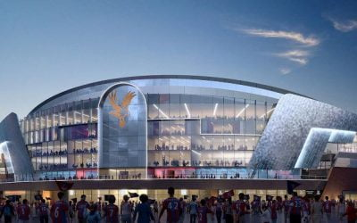 Crystal Palace reveal £100m stadium plans