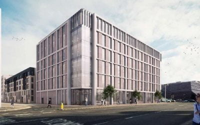 Dundee set to approve £15.5m Waterfront office development