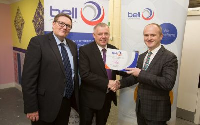 Glasgow Clyde College launches Bell Decorating Academy