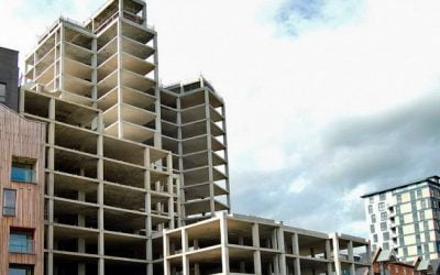 RG Carter to complete stalled Ipswich tower block