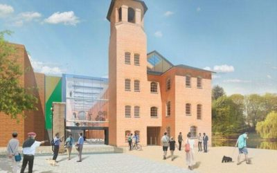 Speller Metcalfe to build Derby museum without blame culture