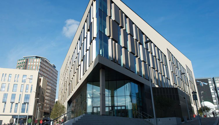 Morrison Construction appointed to £250m University of Strathclyde framework