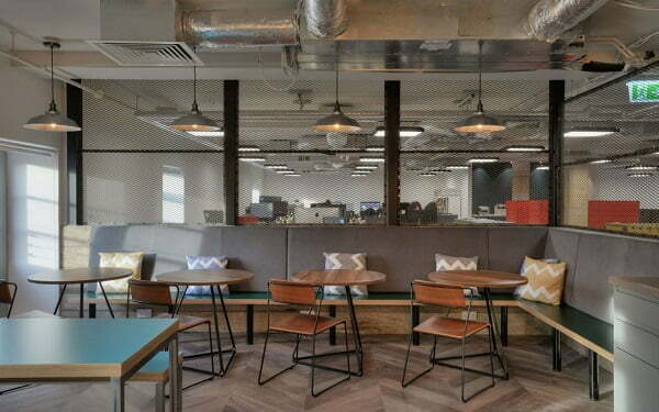Scotwood Interiors complete work fitting out new offices for The Leith Agency