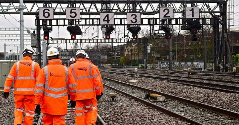 Sale secures Carillion rail contracts