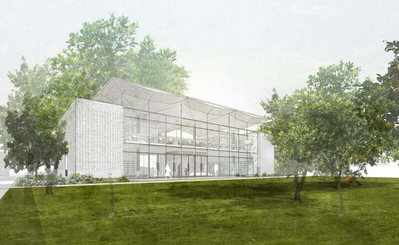 Pioneering school Library receives planning permission in Wiltshire