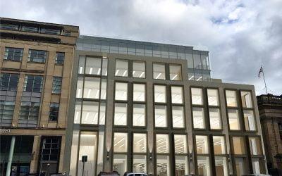 Leading construction firm to refurbish key Edinburgh location