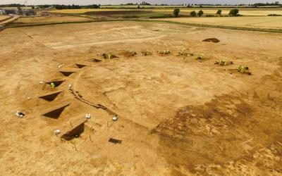 UK's biggest road upgrade reveals one of the largest archaeological projects undertaken in UK history