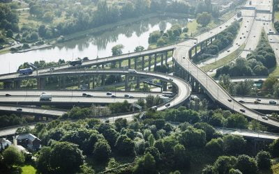 Iconic Spaghetti Junction featured in Steven Spielberg's Big-Screen Adventure Ready Player One