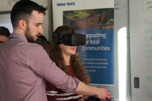 A class of their own: Balfour Beatty helps students visualise the future of the construction industry