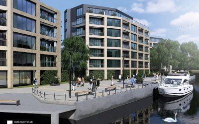 DEVELOPER 'SETS SAIL' WITH £25M DEVELOPMENT ON RIVER TRENT
