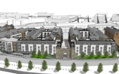 Balfour Beatty awarded £43 million contract to deliver second phase of Bristol's Wapping Wharf regeneration project