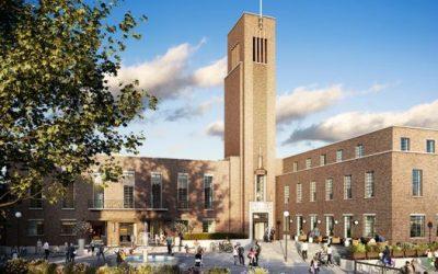 Live in a London Landmark – Far East Consortium Launch Iconic Hornsey Town Hall Development