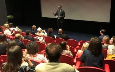 Draker Hosts Exclusive Film Preview for Landlords in Support of the Royal Marsden Cancer Charity