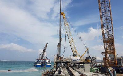 Keller France delivers on major port project