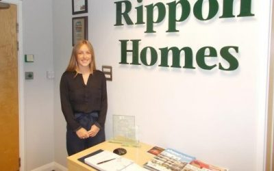 Eager Property Expert Georgia Joins Rippon Homes