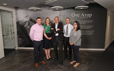 ARUP TEAM GROWS BY A THIRD TO MANAGE DEMAND FOR SERVICES