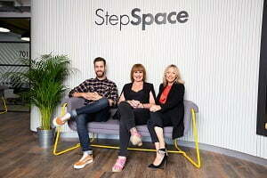StepSpace launches first location in Belfast's Centre House following £3m investment