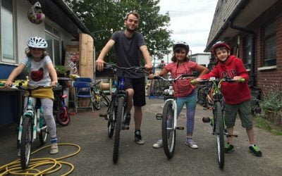 Grants available to encourage more Londoners to take up cycling