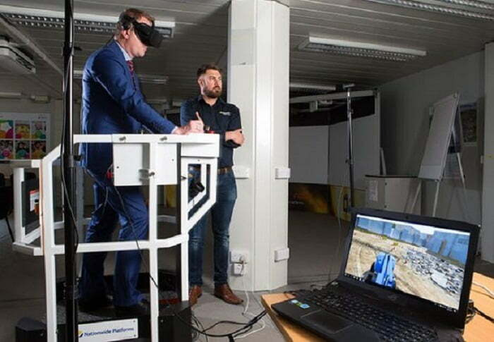 M5 Oldbury viaduct project first to pioneer virtual training in the UK
