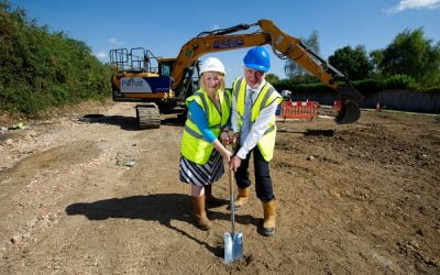 Grand Union Housing Group to build its first market sales homes