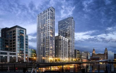 Peel Energy announces plans to install district energy at Liverpool Waters