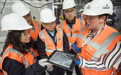 Hong Kong apprentices learn about digital innovations in Scotland's construction industry