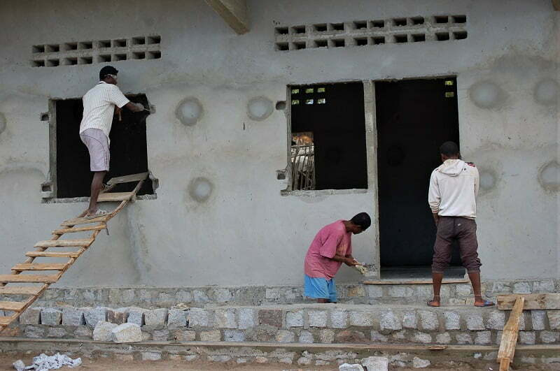 Call for construction industry to help make a difference in Madagascar