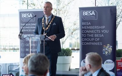 BESA President issues project delivery warning