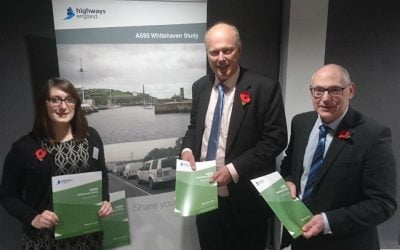Highways England launches A595 Whitehaven consultation