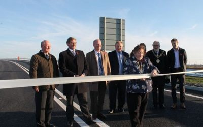 VolkerFitzpatrick puts finishing touches to £49million Ely Southern Bypass project