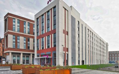 GLASGOW SET TO WELCOME NEW HOTEL AFTER CONSTRUCTION COMPLETES