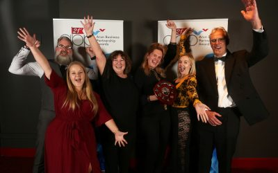 THE IPG WINS LOCAL BUSINESS OF THE YEAR