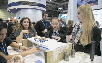 Pupils find out there's more to being an engineer than first thought