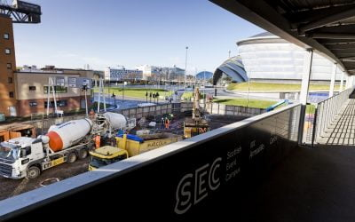 ROBERTSON TO DELIVER TWO NEW HOTELS NEXT TO GLASGOW'S SSE HYDRO