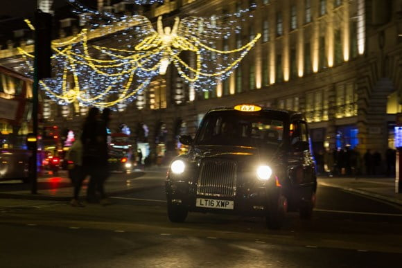 Londoners encouraged to get home safely during the festive period