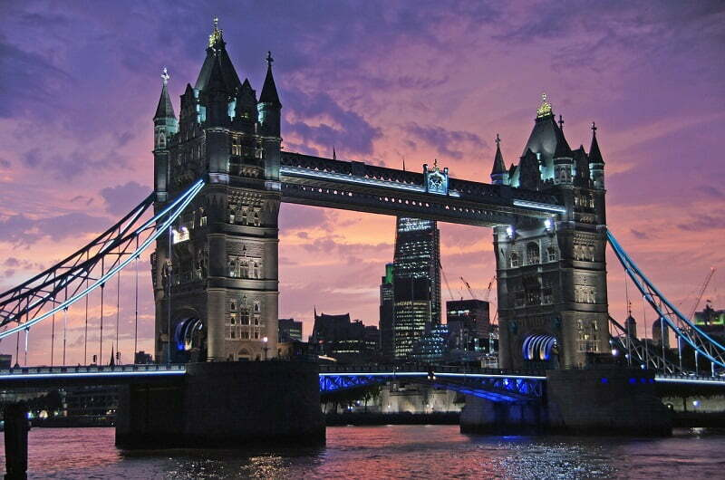 London beats competitors to be ranked as the most sustainable city in the world, according to research by leading global consultancy Arcadis