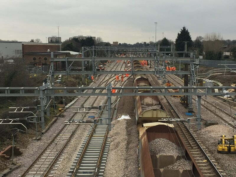 Network Rail announces preferred bidders for next generation of rail system contracts